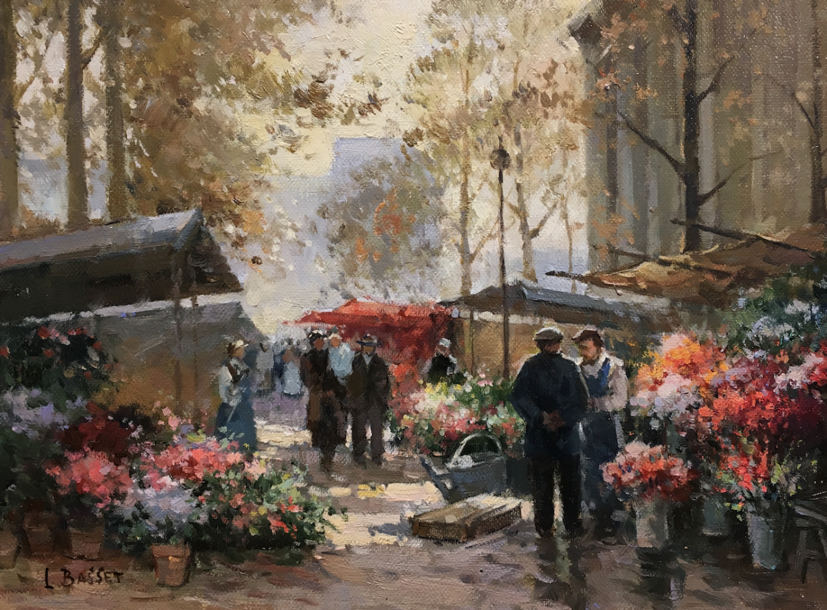 Paris Flower Market II