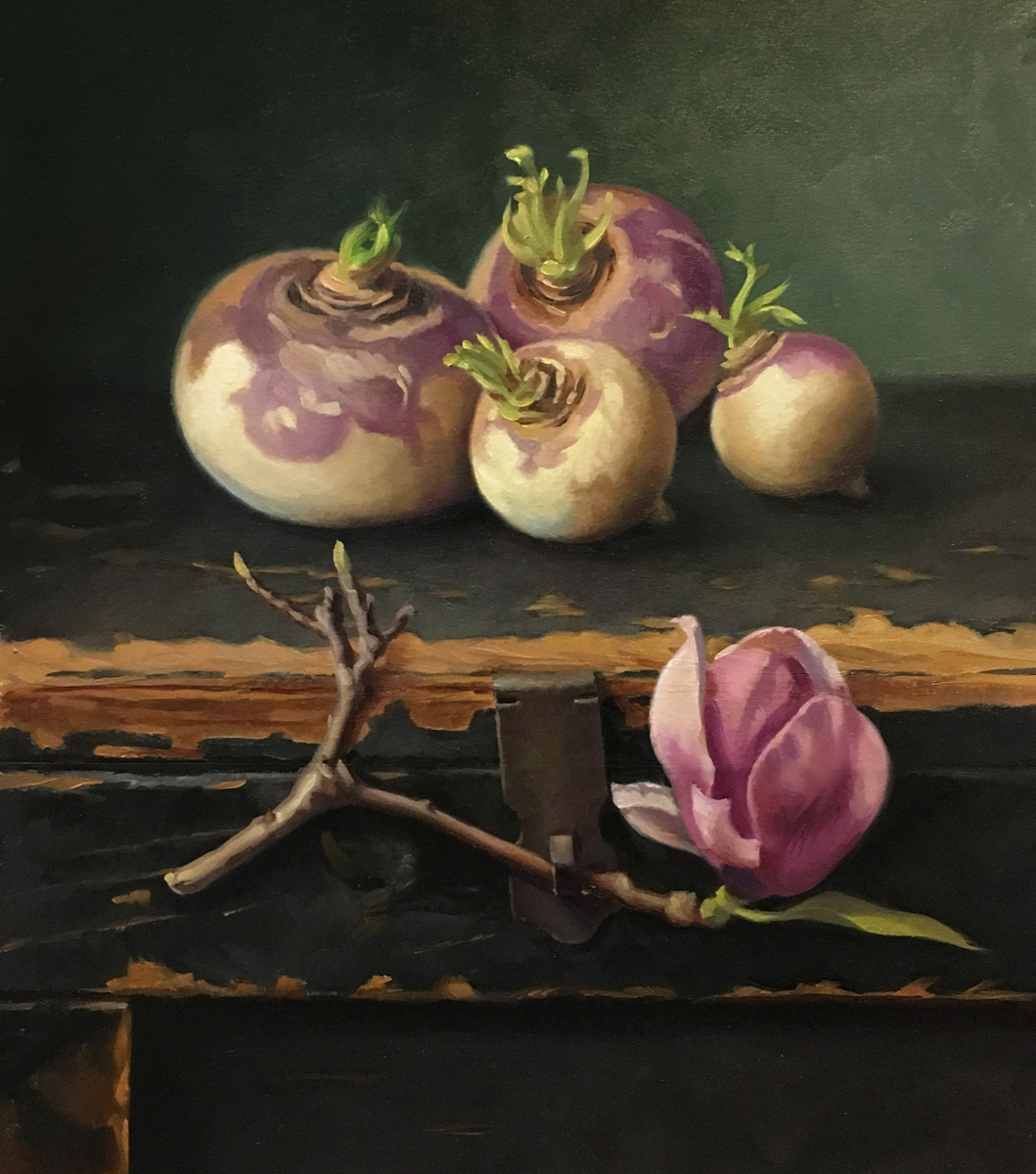 Turnips and Magnolia