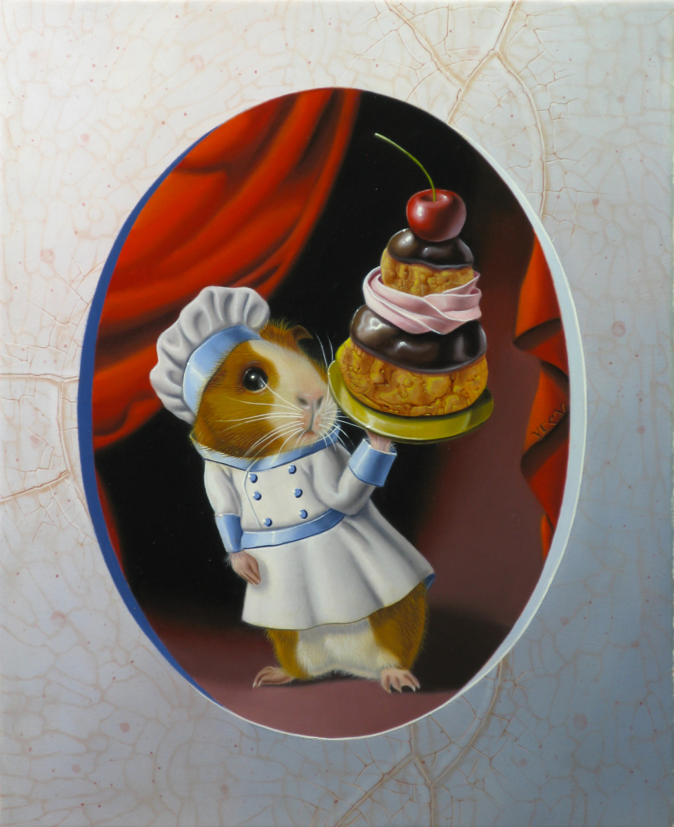 The Pastry Chef's Performance