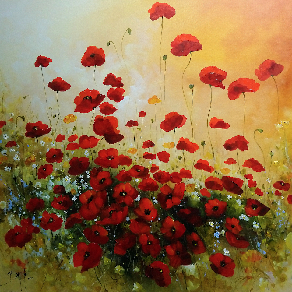 Tenderness of Poppies