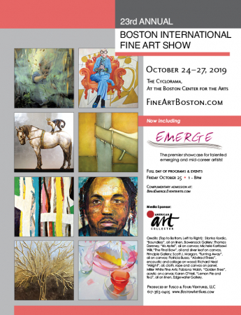 Boston International Fine Art Show
