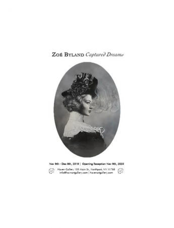 "Zoé Byland, ""Captured Dreams"""