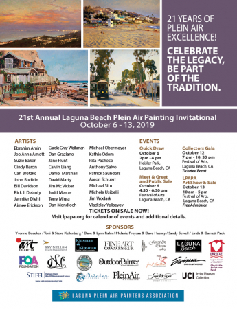 Laguna Plein Air Painters Association